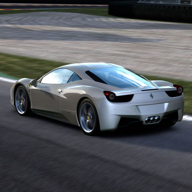 Test Drive Ferrari Racing Legends - Screenshots - Bild 1