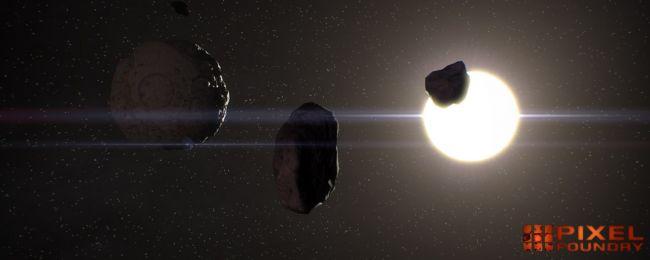 BlackSpace - Screenshots - Bild 1