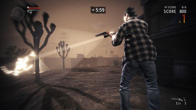 Alan Wake: American Nightmare - Screenshots - Bild 2