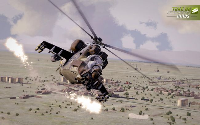 Take on Helicopters DLC: Hinds - Screenshots - Bild 8