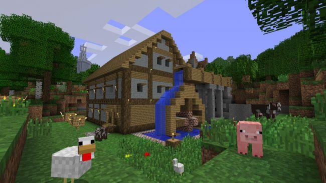 Minecraft Bild 1
