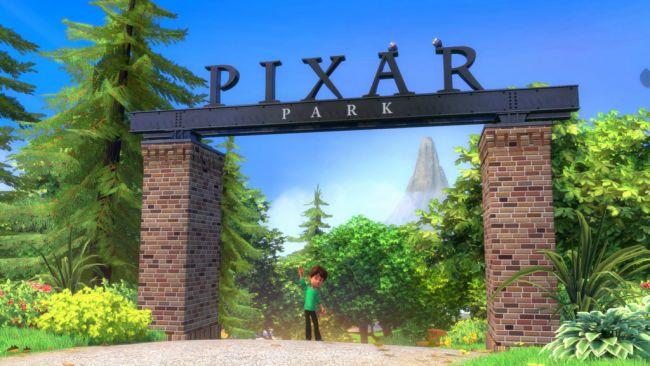 Kinect Rush: A Disney Pixar Adventure - Screenshots - Bild 11