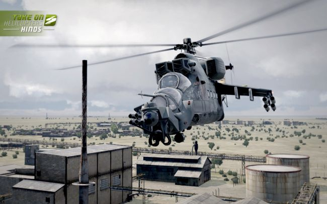 Take on Helicopters DLC: Hinds - Screenshots - Bild 1
