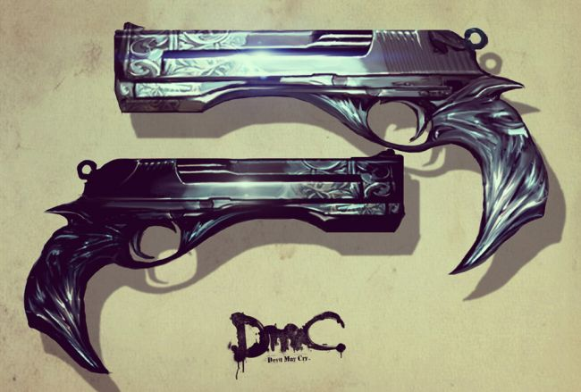 DmC Devil May Cry - Artworks - Bild 2