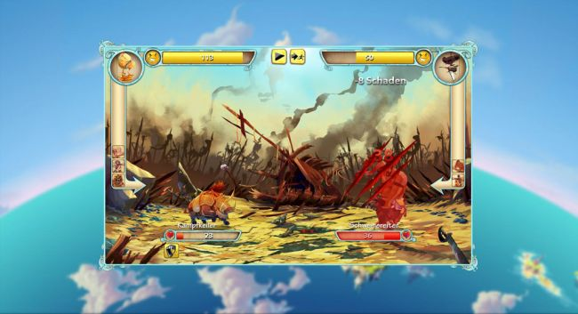 Skylancer: Battle for Horizon - Screenshots - Bild 2