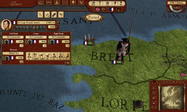Napoleon's Campaigns II - Screenshots - Bild 5