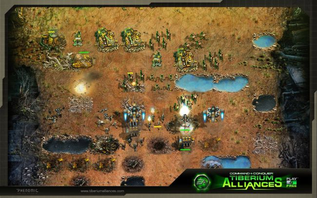 Command & Conquer: Tiberium Alliances - Screenshots - Bild 5