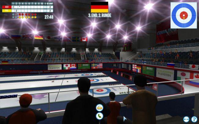 Curling 2012 - Screenshots - Bild 1