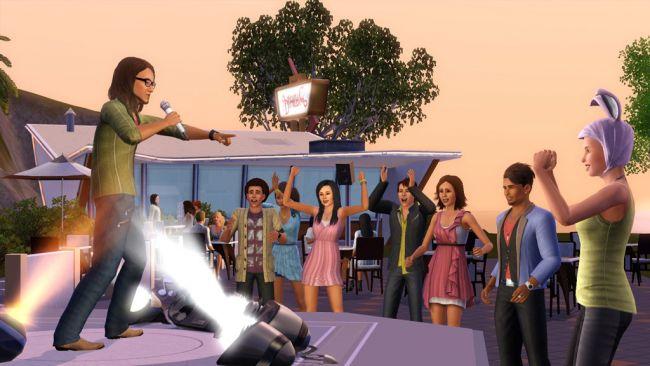 Die Sims 3: Showtime - Screenshots - Bild 5
