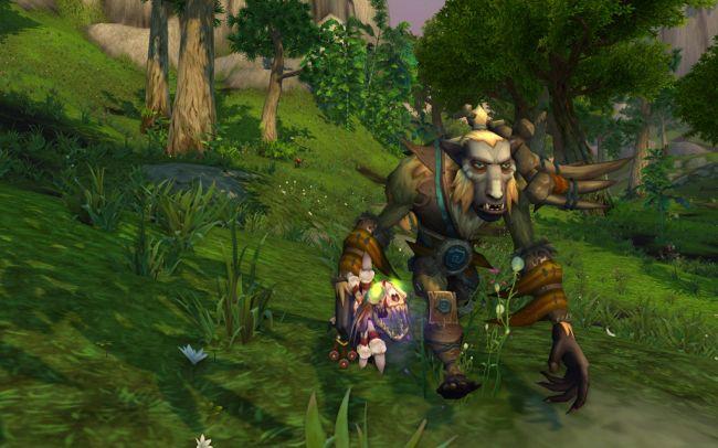 World of WarCraft: Mists of Pandaria - Screenshots - Bild 8