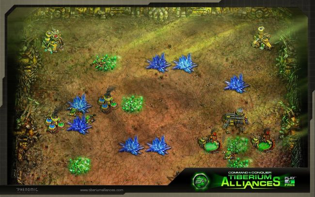Command & Conquer: Tiberium Alliances - Screenshots - Bild 4
