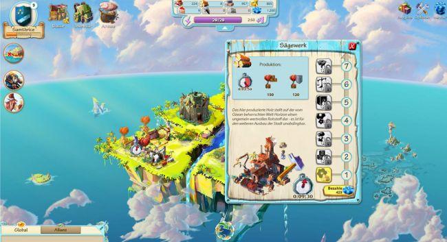 Skylancer: Battle for Horizon - Screenshots - Bild 3