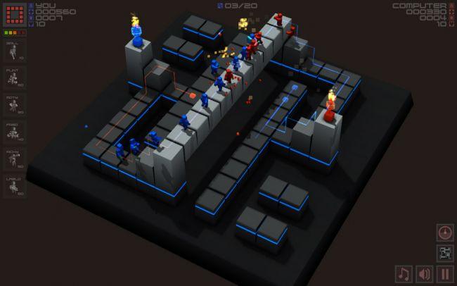 Cubemen - Screenshots - Bild 5