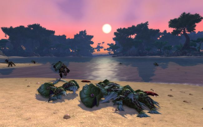 World of WarCraft: Mists of Pandaria - Screenshots - Bild 15