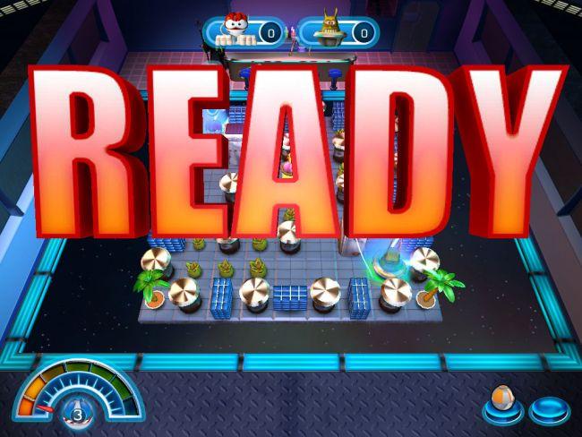 Space-Rat: Xplode! - Screenshots - Bild 1