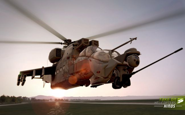 Take on Helicopters DLC: Hinds - Screenshots - Bild 5