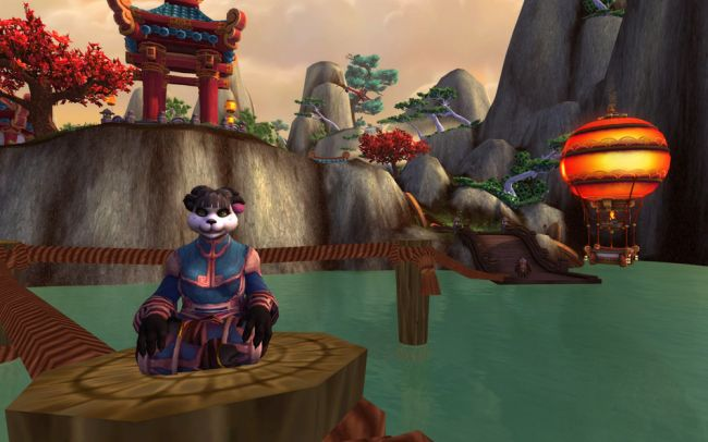 World of WarCraft: Mists of Pandaria - Screenshots - Bild 2