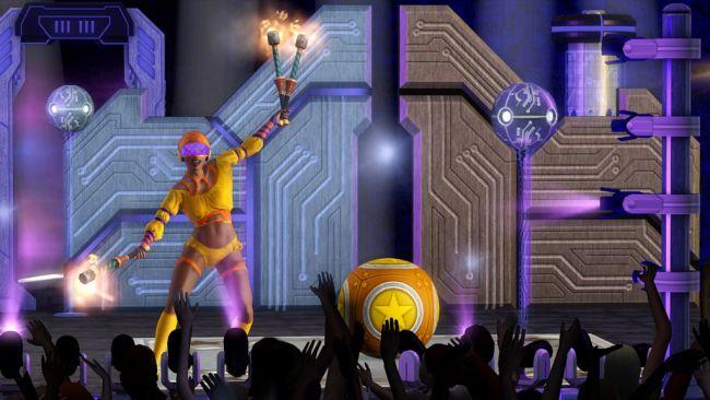 Die Sims 3: Showtime - Screenshots - Bild 1