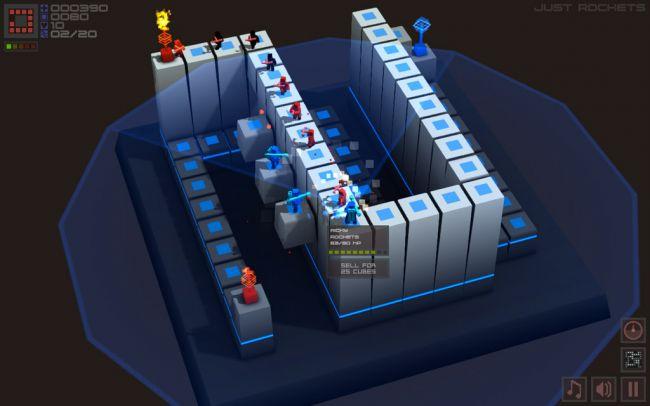 Cubemen - Screenshots - Bild 2