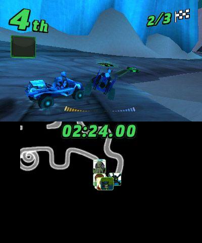 Ben 10 Galactic Racing - Screenshots - Bild 11
