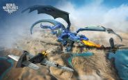 World of Warplanes Aprilscherz: Drachen - Screenshots - Bild 1