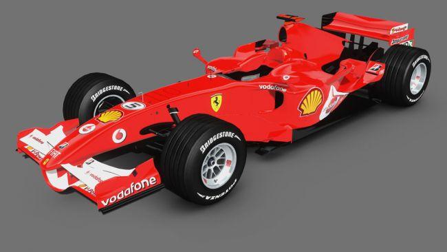 Test Drive: Ferrari Racing Legends - Artworks - Bild 10