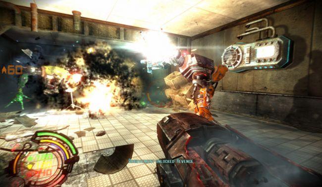 Hard Reset - Extended Edition - Screenshots - Bild 4