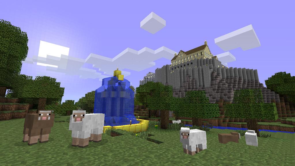 Minecraft Klassiker Konsole Test Von Gameswelt - Minecraft online spielen xbox 360