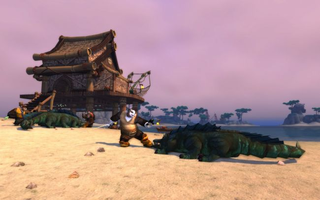 World of WarCraft: Mists of Pandaria - Screenshots - Bild 16