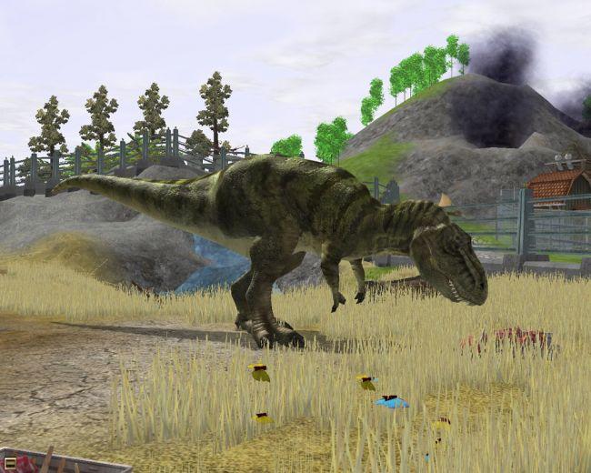 Wildlife Park 2: Dino World - Screenshots - Bild 9