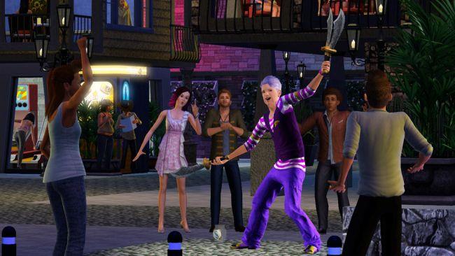 Die Sims 3: Showtime - Screenshots - Bild 3