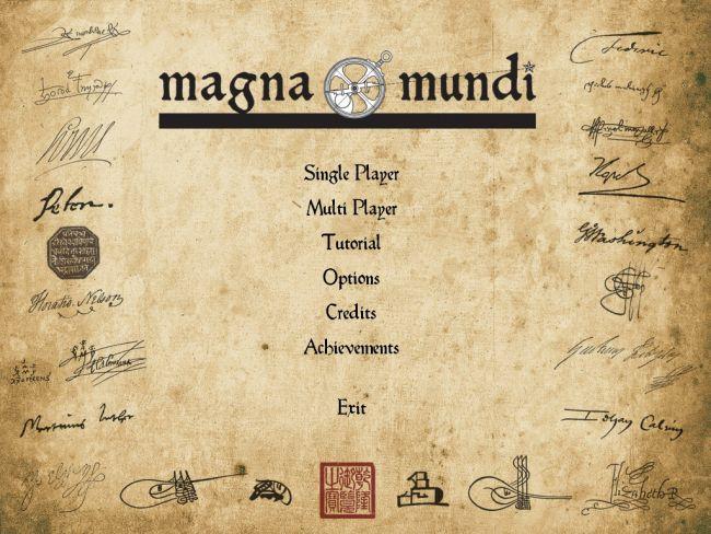 Magna Mundi - Screenshots - Bild 9