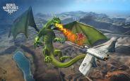 World of Warplanes Aprilscherz: Drachen - Screenshots - Bild 2