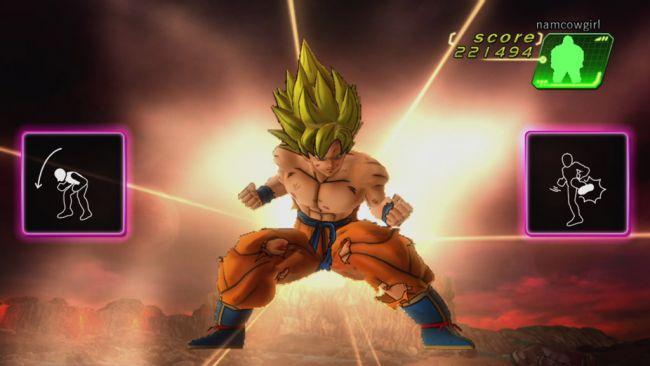 Dragon Ball Z für Kinect - Screenshots - Bild 9