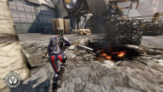 Mercenary Ops - Screenshots - Bild 4