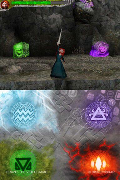 Merida: Das Videospiel - Screenshots - Bild 3