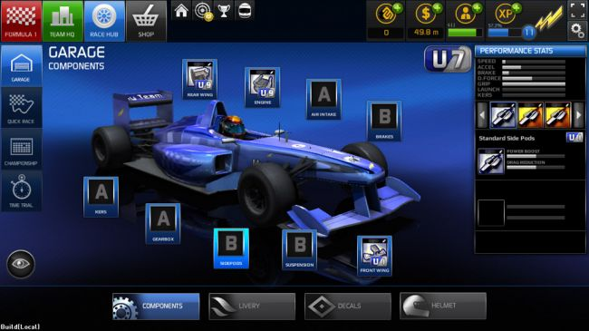 F1 Online: The Game - Screenshots - Bild 4