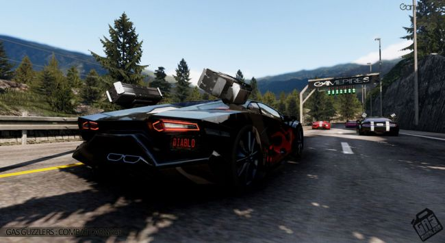 Gas Guzzlers: Combat Carnage - Screenshots - Bild 1