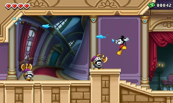 Disney Micky Epic: Macht der Fantasie - Screenshots - Bild 5
