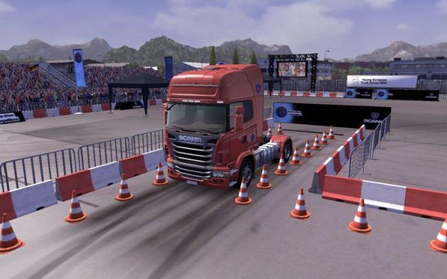 Scania Truck Driving Simulator - The Game - Screenshots - Bild 1