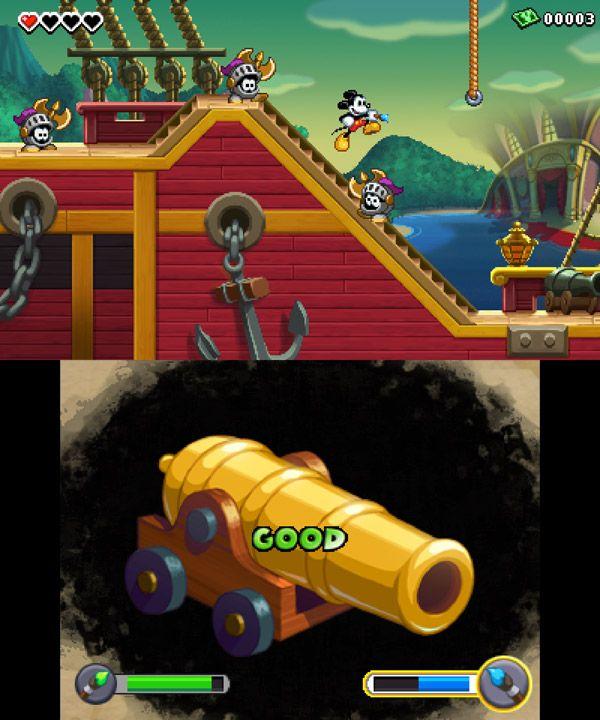 Disney Micky Epic: Macht der Fantasie - Screenshots - Bild 3