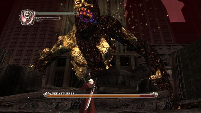 Devil May Cry HD Collection - Screenshots - Bild 9