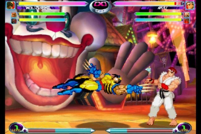 Marvel vs. Capcom 2 - Screenshots - Bild 7