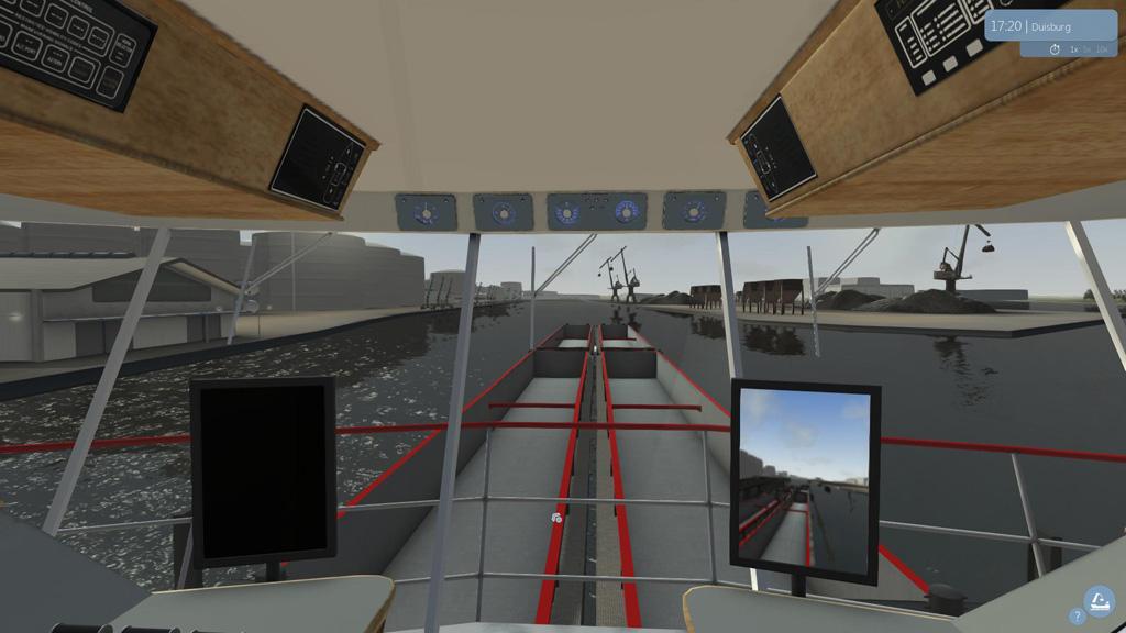 Schiff simulator 2012