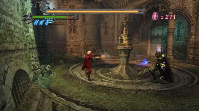 Devil May Cry HD Collection - Screenshots - Bild 4