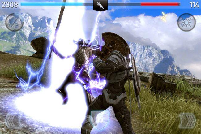 Infinity Blade 2 - Screenshots - Bild 7