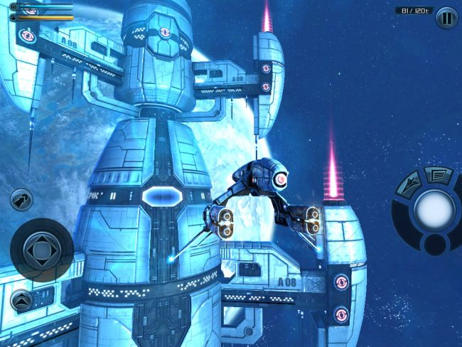 Galaxy on Fire 2 Add-on: Valkyrie - Screenshots - Bild 2