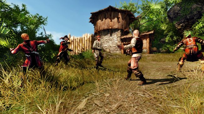 Risen 2: Dark Waters - Screenshots - Bild 5