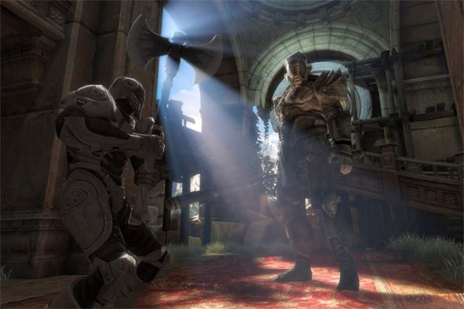 Infinity Blade 2 - Screenshots - Bild 11