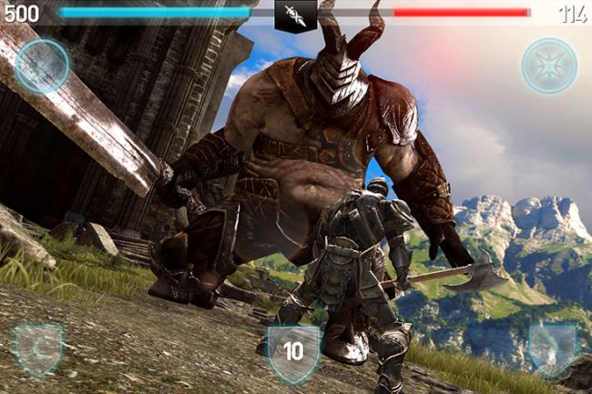 Infinity Blade 2 - Screenshots - Bild 10